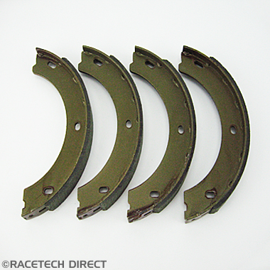 J0174 Hand Brake Shoes For Cerbera Models