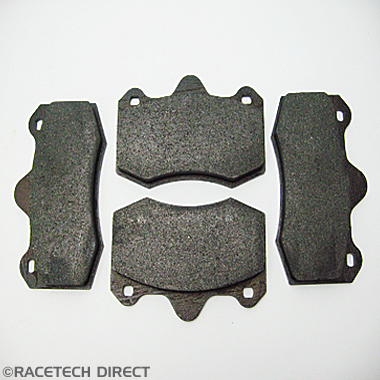 J0464 Front Brake Pads Set TVR
