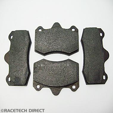 J0464 Front Brake Pads Set TVR