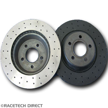 J0727 J0759 TVR Brake Disc Front - TVR Cerbera 4.5 & Tuscan S & Red Rose & Sagaris