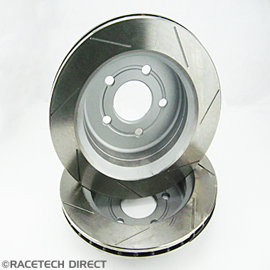 J0760GR TVR Brake Disc Rear 298mm Grooved