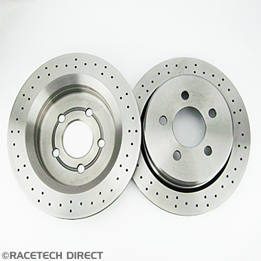 J0760 TVR Brake Disc Rear  298mm