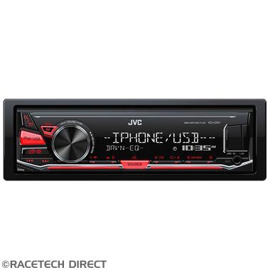 JVCKDX241 JVC KD-X241 Car Stereo