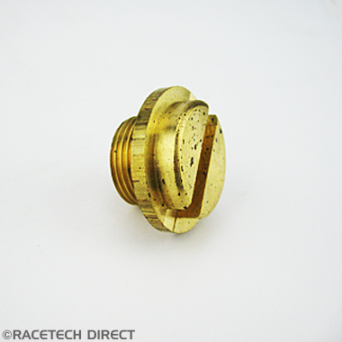 Original Equipment - Part No. TVR K0068 Brass Screw Cap TVR