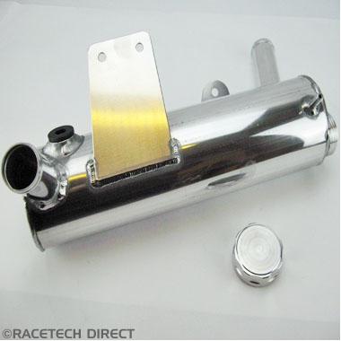 Racetech - Part No. TVR K0085 Swirl Pot Pre-serp / Pre Cat