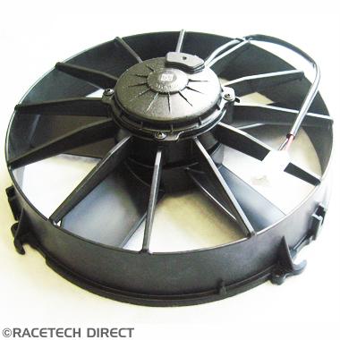 K0128 Cooling Fan TVR Speed 6 Models
