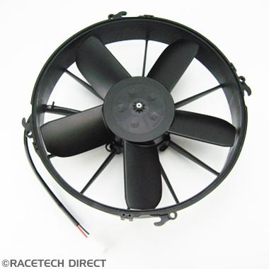 Original Equipment - Part No. TVR K0128 Cooling Fan TVR Speed 6 Models