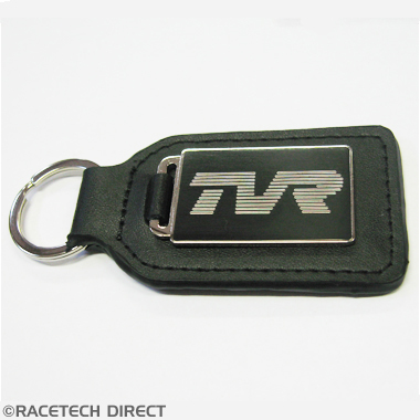 KR1 TVR Key Ring Leather