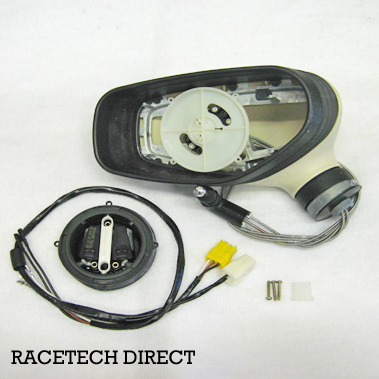 M0102 TVR Elec Door Mirror LH TVR Chimaera & Griffith - Limited Stock