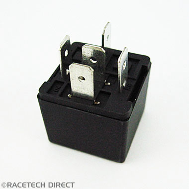 Aftermarket - Part No. TVR M0124 TVR Fuel & Ign Relay