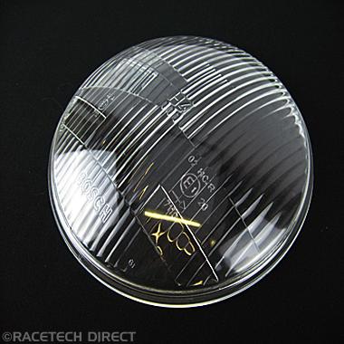 M0434 Headlamp Glass TVR RHD