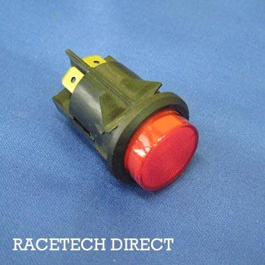 M0478 TVR Hazard Switch - Red Button on/off