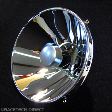 M0593 Headlamp Reflector LHD TVR