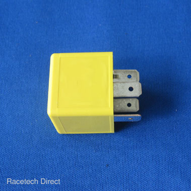 M0643 Relay TVR  Yellow