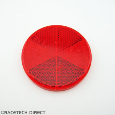 M1303 Reflector Rear Red  60mm