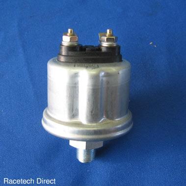 N0115 Oil Pressure Sender TVR Chim/ Griff ETB Gauges (Black)