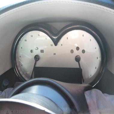Original Equipment - Part No. TVR N0173 TVR Dash Pod Panel Cover