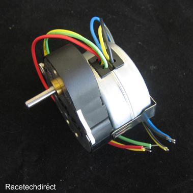 P0484 TVR Heater Control Motor TVR