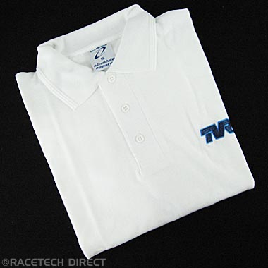 Original Equipment - Part No. TVR TVR PS1  TVR POLO SHIRT