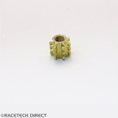 Racetech - Part No. TVR RD0052 TVR Bobbin Brass Blind M10 High Torq