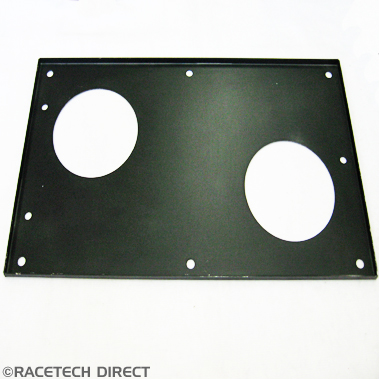 RD0206 TVR Exhaust Belly Pan Tray Plate