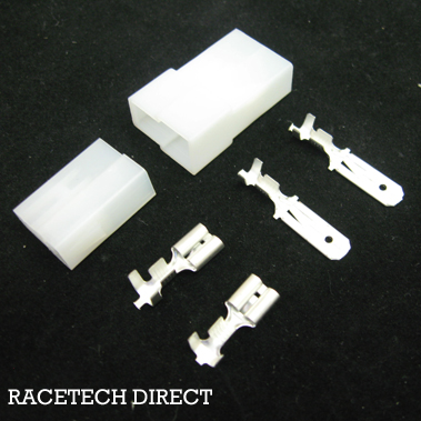 RD1 TVR Plug Terminal Kit For cooling Fans