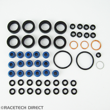 Original Equipment - Part No. TVR RD47 Rover V8 Head Gasket Set