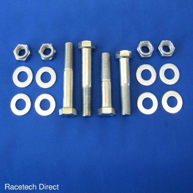 RD76 Front Damper Bolt Kit TVR