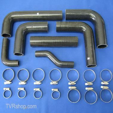 RD86A TVR Silicone Hose Kit Chimaera Pre Serpentine