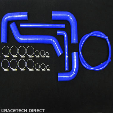 RD86  TVR SILICONE HOSE KIT TVR CHIMAERA SERPENTINE