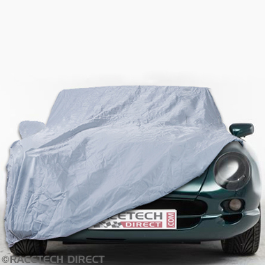 Racetech - Part No. TVR RDCC2 TVR Car Cover Heavy Duty Outdoor For TVR Griff/ Chim/ Sag/ Tam/ T350