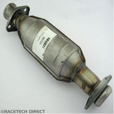 S0188SC TVR Catalytic Converter 4.2 AJP V8