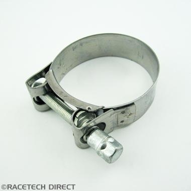 S0258 TVR High Temp Band Clamp 55-59