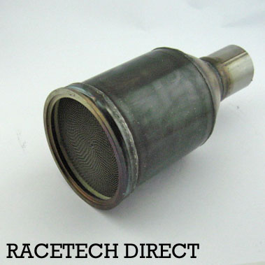 S0662 TVR Catalytic Converter SP6 S and Red Rose