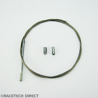 TVR047  TVR THROTTLE CABLE REPAIR KIT SP6 MODELS