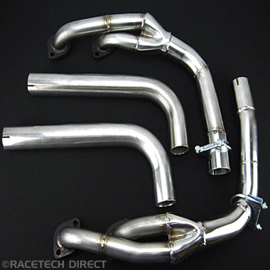 TVR26 Exhaust Manifolds 2.8 V6 S Models