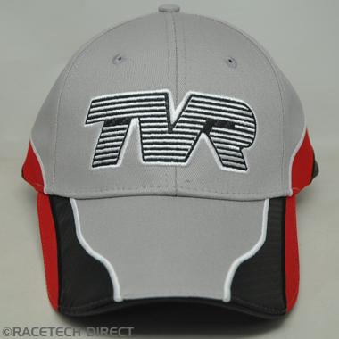 TVRC00199Z TVR Cap - Grey
