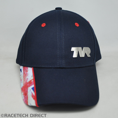 Racetech - Part No. TVR TVRC00955Z TVR Union Side Cap - Navy