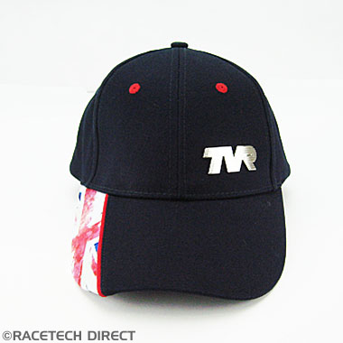 TVRC00955Z TVR Union Side Cap - Navy