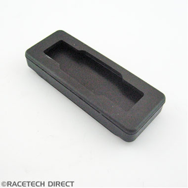 Racetech - Part No. TVR U0374  TVR PEDAL RUBBER