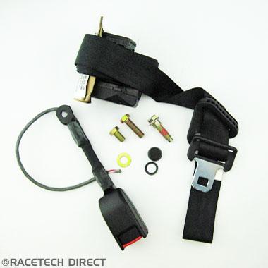 U0988 Seat Belt Kit LH Front (Cerbera)