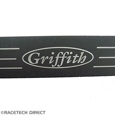 U1178Kick Plate Set TVR Griffith