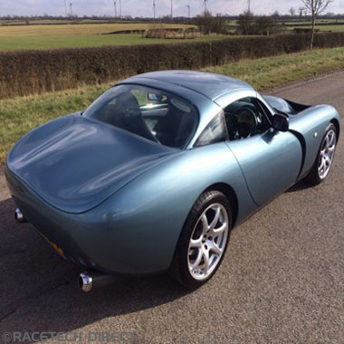U1605T Rear Screen TVR Tuscan Tint