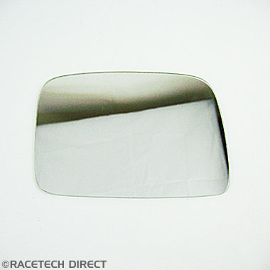 U1794A TVR Door Mirror Glass RH STICK ON Late Cars