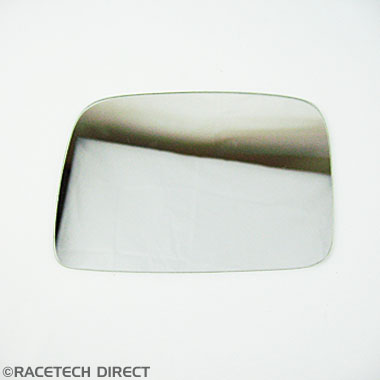 U1795A TVR Door Mirror Glass LH STICK ON Late Cars