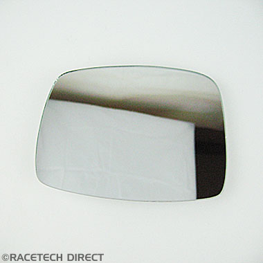 U1795  TVR Mirror Glass LH Late Cars