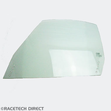U2347 TVR Door Drop Glass LH Fits Tamora / T350 / Sagaris
