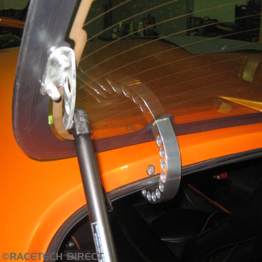 Racetech - Part No. TVR U2517 TVR Rear Screen