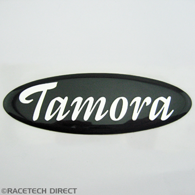 U2545 TVR Badge Tamora