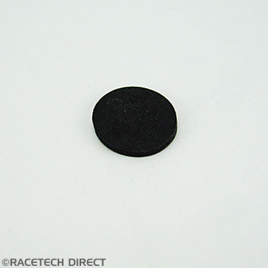 Original Equipment - Part No. TVR V0654 TVR Rubber Circle Rub Pad